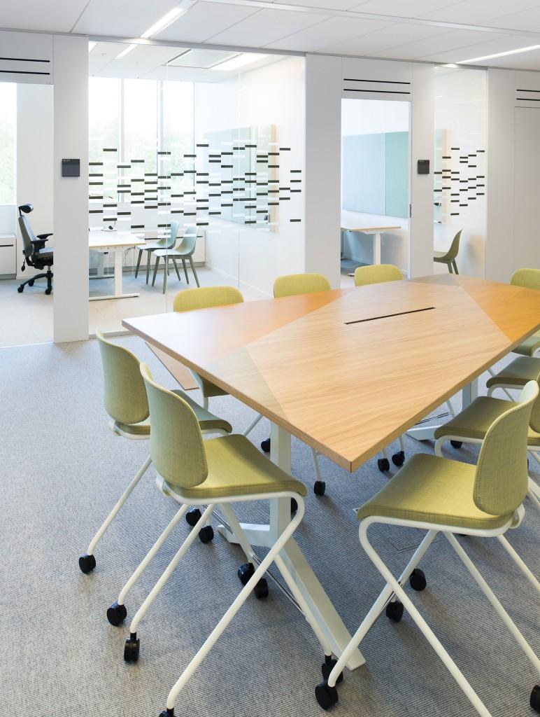 Segerstedthuset Input Interior Projects