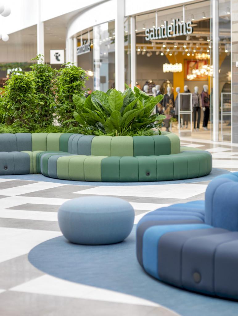C4 Shopping sofas